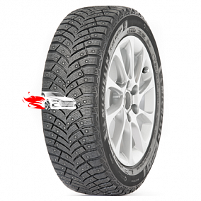 Michelin X-Ice North Xin4 245/45R19 102H XL  (шип.)